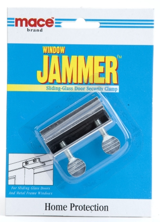 Sliding Glass Door Security Clamp 1 Mace 80124 Turn Out