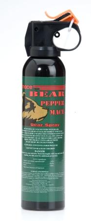 Bear Pepper Mace/ 260 grams (clamshell package)-MACE