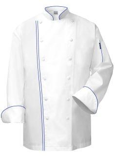 """Five Star"" Mens Chef Jacket"