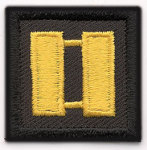 1 1/4 x 1 1/4 Captain - Mini-