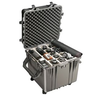 0350 Cube Case with Padded Dividers