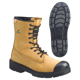 """1034 Leather 6"""" Work Boot-Pioneer"""