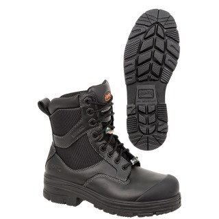 1050 Composite Toe/Plate Leather Safety Work Boot-Pioneer