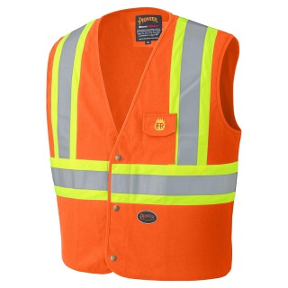 100% Cotton FR Safety Vest-Pioneer