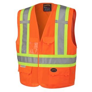 134 Hi-Viz Safety Vest-Pioneer