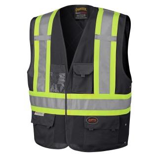 135 Hi-Viz Safety Vest-Pioneer