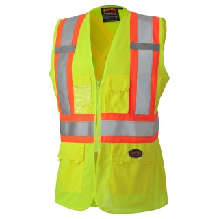 139 Hi-Viz Women's Safety Vest