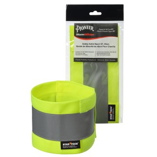 "143 Adjustable reflective ankle band 18"" x 4"""