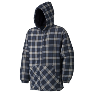 420 Polar Fleece Hooded Shirt/Jacket