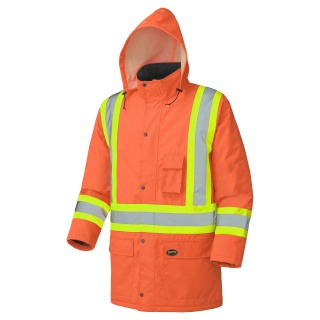 100% Waterproof Winter Insulated Safety Parka