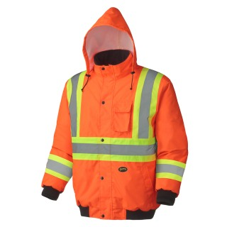 100% Waterproof Winter Insulated Safety Bomber