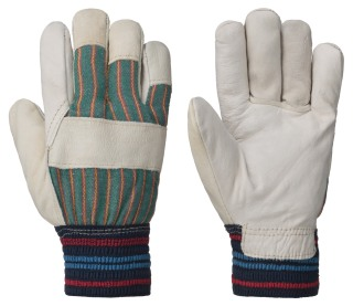 536KN Insulated Fitter's Cowgrain Glove