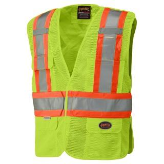 6919 Hi-Viz Traffic Vest-