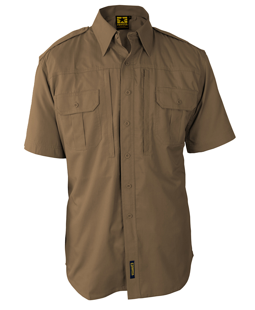 PROPPER™ Men's Tactical Shirt - Short Sleeve-Propper