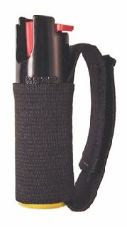 1/2 oz. Pepper Spray Jogger Unit w/adjustable elastic strap-Personal Security Products