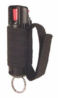1/2 oz. Pepper Spray 2 in 1 Unit, hard case & jogger strap