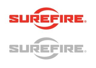 SureFire Logo Decal-