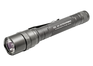 E2L AA Outdoorsman Dual-Output LED-Surefire