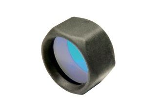 "F06 Blue Filter for 1.0"" Diameter Bezels-Surefire"