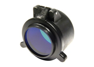 "F27 Blue Filter for 1.25"" Diameter Bezels-Surefire"