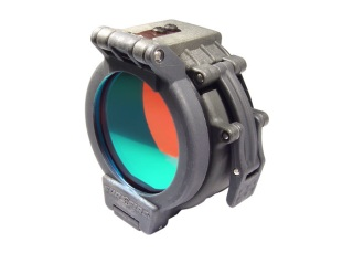 "FM35 Red Filter for 1.25"" Diameter Bezels-Surefire"