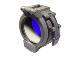 """FM36 Blue Filter for 1.25"""" Diameter Bezels-"""
