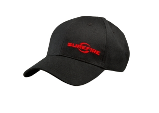 Black SureFire® Adjustable Cap-Surefire