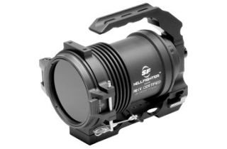 HF4B HID Searchlight/Weaponlight, High/Low/Strobe Modes-