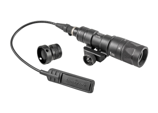 M300V Rail-Mountable LED WeaponLight � White and IR Output-Surefire