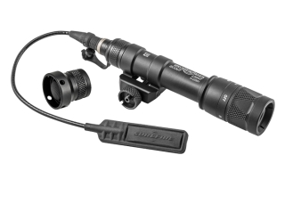 M600V-A Rail-Mountable LED WeaponLight � White and IR Output-Surefire