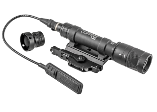 M620V-A Rail-Mountable LED WeaponLight � White and IR Output-Surefire