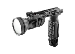 M900LT-B-BK-WH Vertical Foregrip LED WeaponLight�Extended Range-Surefire
