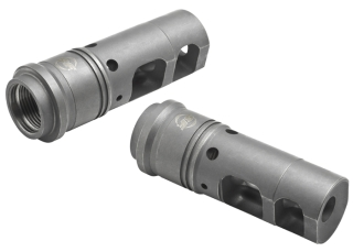 SFMB-762-M18x1 Muzzle Brake / Suppressor Adapter-