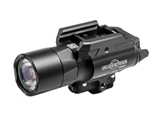 X400U-A-RD LED Handgun or Long Gun WeaponLight with Laser-Safariland