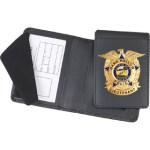 Removable Flip-out Badge Cases