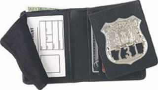 Flip-out Badge Wallet - Dress-