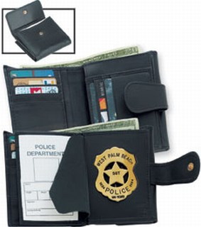 Female Badge Wallet - Dress-