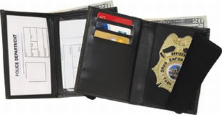 79900_Double ID Badge Wallet - Dress-Strong Leather