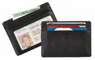 Personal Weekend Wallet-