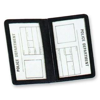 Side Open Double ID Case - Duty-