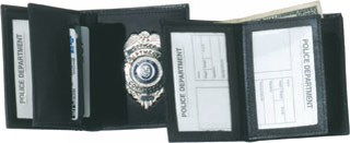 Double ID Badge Wallet - Duty-