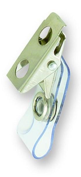 Vinyl Strap Clip-