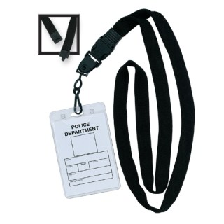 Deluxe Lanyard-Strong Leather