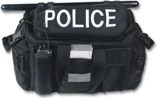 Deluxe Gear Bag - Police Imprint-
