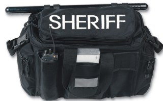 Deluxe Gear Bag - Sheriff Imprint-