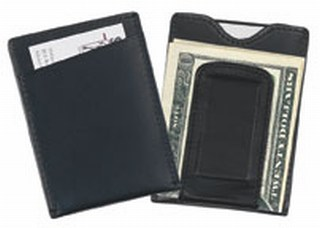 Magnetic Money Clip-Strong Leather