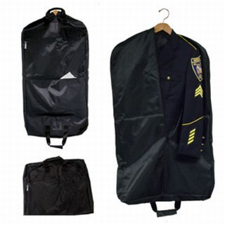 Garment Bag-Strong Leather