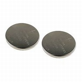 "Coin Cell batteries "" 2 pack (CuffMate)-Streamlight"
