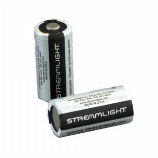 3V CR123A Lithium batteries