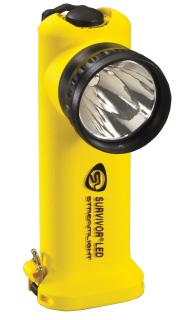Survivor LED Right-Angle Flashlight